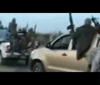 Nigeria Whats Going On Footage Of Boko Haram Militants Roaming Free In Nigeria