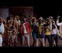 DBanj, Femi Kuti, Fally Ipupa, Diamond Platnumz, Omawumi, Judith Sephuma - Cocoa Na Chocolate (Official Video)