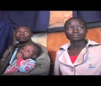 Kenyan House Maid Runs Away From Her Madam's Home With Her Baby!