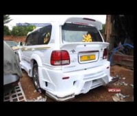 Meet Uganda's 'Pimp My Ride' Garage
