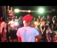Shatta Wale's Performance At Night Train Beach Jam, La Beach