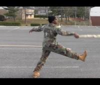 The Touts - Corporal Adamu in America (Comedy Skit)