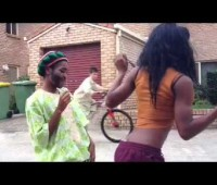 How To Pick Up African Girls (Comedy Skit)