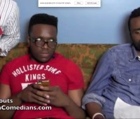 American Farts vs African Farts (Comedy Skit)