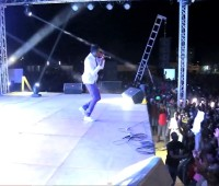 Diamond Platnumz Performance At Jamhuri Stadium