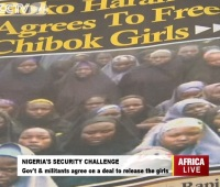 VIDEO Nigerian Gov't & Militants Agree on a Deal With Boko Haram to Release Chibok Girls