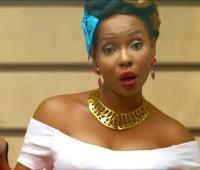 Yemi Alade - Kissing (Music Video)