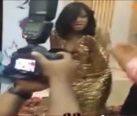 VIDEO: Omotola Dances 'Shoki' In Abuja