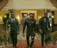 Kcee, Harrysong & Iyanya - Feel It (Music Video)