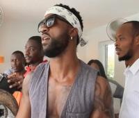 VIDEO: Iyanya Ft Diamond Platnumz - Nakupenda (Behind The Scenes)