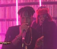VIDEO: Stonebwoy & Yaa Pono Crib Session Freestyle On Westwood TV