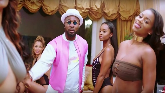 VIDEO D'banj ft Wande Coal & Harrysong - It's Not a Lie (Official Video)