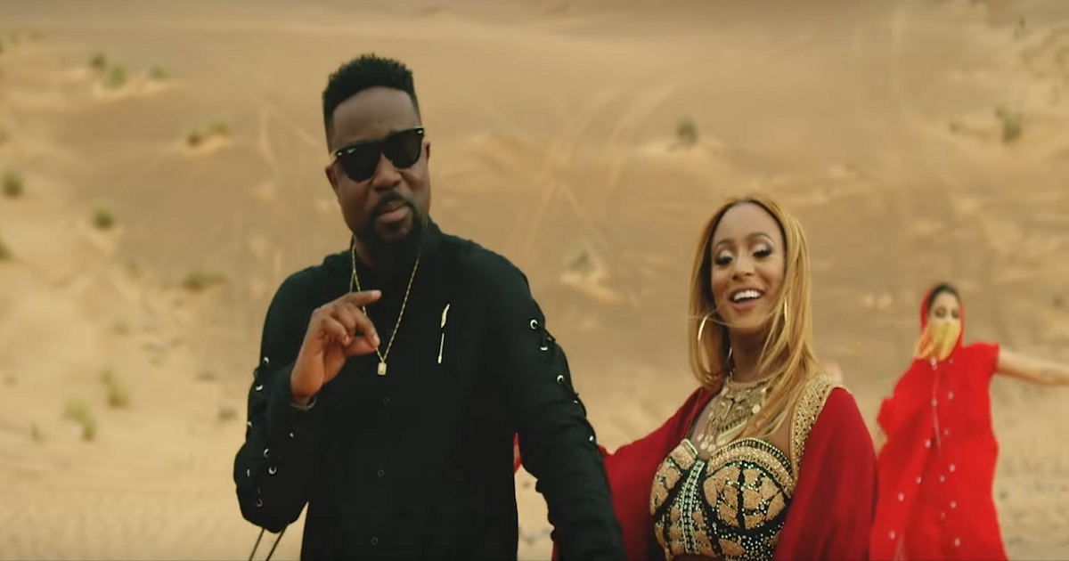 Cuppy ft Sarkodie - Vybe (Official Video)