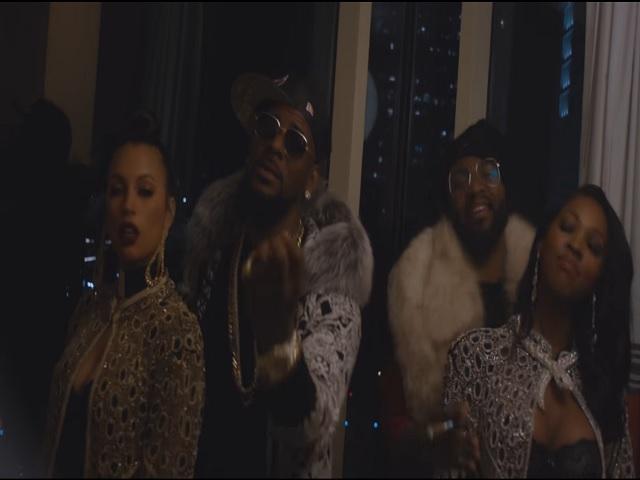 Fally Ipupa ft R Kelly - Nidja (Music Video)