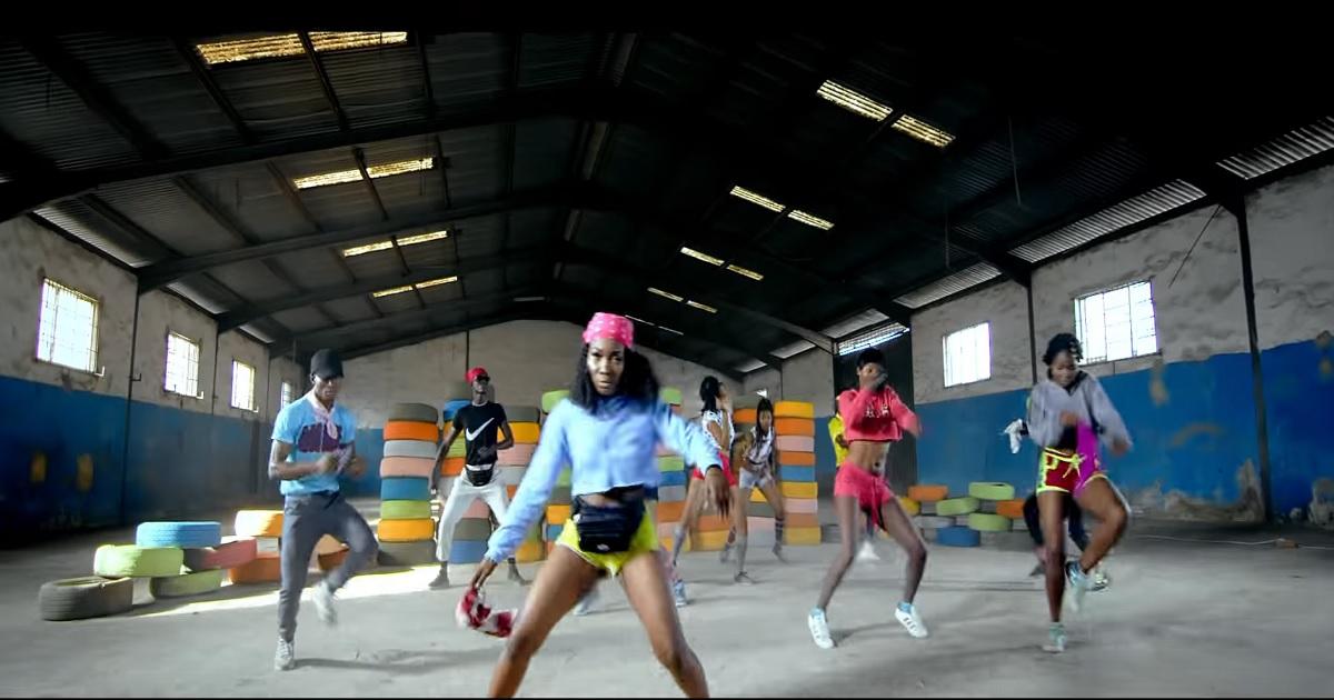Yovi ft HarrySong & Orezi - OSha Pra Pra Remix (Official Video)