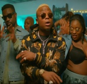 Harmonize ft Sarkodie - DM Chick (Official Video)