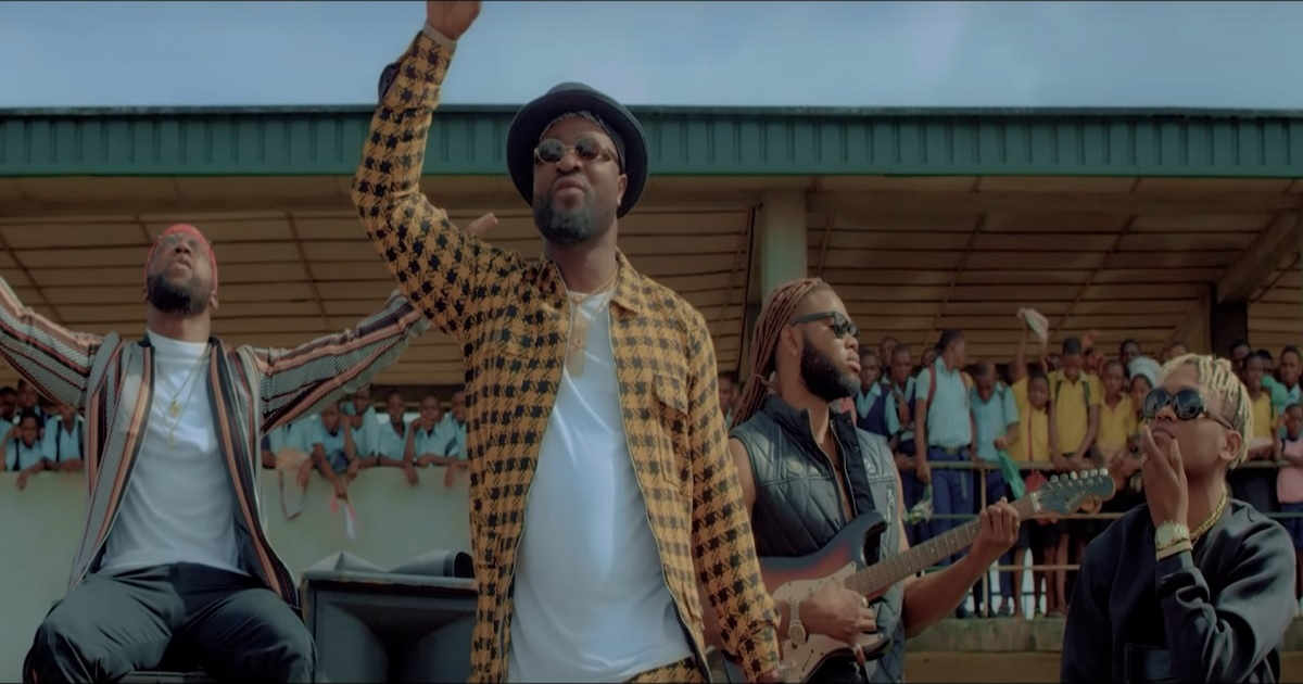 VIDEO Harrysong ft Iyanya & Dice Ailes - Selense II (Official Video)