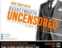 Basketmouth Toronto
