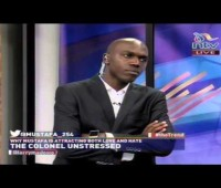 Colonel Mustafa On #TheTrend Talks On Nyota Ndogo,His Clothing Line & More