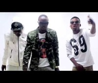 Dj Shabsy Ft Olamide, Ice Prince, Vector & Tuff2 - Standing Ovation (Official Video)