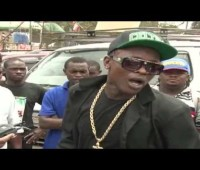 Jose Chameleone's Car Towed Away For Not Paying His Taxes!