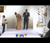 Kigali Fashion Week Second Edition 2013 - Part 2