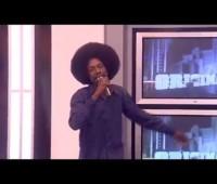 Pitch Black Afro Live Performance On Shizniz