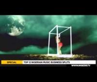 Top 12 Nigerian Music Business Splits - Part 1