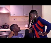 Ushbebe Caught In The Act (Comedy Skit)