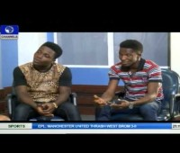 VIDEO Robots For Christ Interview (Naija Got Talent Winners) Talk On Who Their Rolemodels Are & More