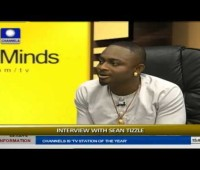 VIDEO Sean Tizzle Interview On Rubbin' Minds Part 1 Talks On His Upcoming Album, D-Tunes & Iyanya Beef & More