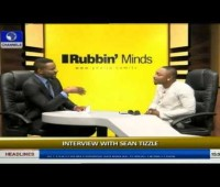 VIDEO Sean Tizzle Interview On Rubbin' Minds Part 2 Talks On Burna Boy, Sound Sultan Not Writing 'Sho Le' For Him & More