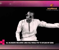 All Bloggers Must Pay Me To Upload My Music - 9ice