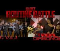 DJ Sawa Ft Gasmilla, Flavia & Metal - Chosen One (Dance Battle Video)