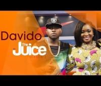 Davido On The Juice (Season 2) Talks On Skelewu, Bringing Samuel Eto' To His Upcoming Concert & More