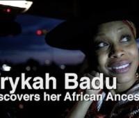 Erykah Badu Discovers Her African Ancestry