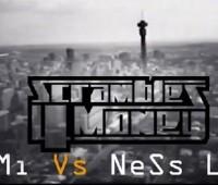 Tumi Vs Ness Lee (Rap Battle)