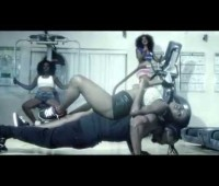 Uzi Ft Banky W - Dont Be Lazy (Official Video)