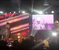 Burna Boy & Dban'j Perform 'Won Da Mo' at MTV Road To MAMAs