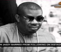 Don Jazzy Banned From Following People On Instagram!
