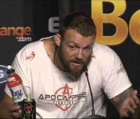 EFC AFRICA 30 Post Event Press Conference