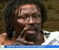 Ghanian Witch Doctor Claims He Is Responsible For Christian Ronaldo's Injury!
