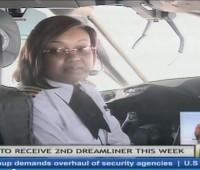 Meet Africa's First Female Captain Flying The Dreamliner Jet