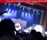 Shattta Wale & Davido's Performance At Ghana Meets Naija 2014