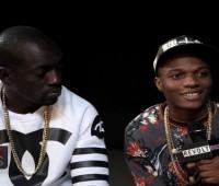 Wizkid On Revolt TV Talks On Tracks With Chris Brown & Tyga, Breaking Into U.S Market & More