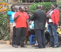 VIDEO Chinese Restaurant In Kenya Denies Black Africans Entry After 5pm