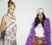 Yvonne Darcq Ft Victoria Kimani - Ooh Lala Oui Oui (Music Video)