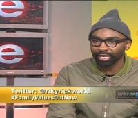 VIDEO: Riky Rick - 'Sunrise Insert' Interview + Performance