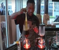 VIDEO Starbucks opens first cafe in sub-Saharan Africa