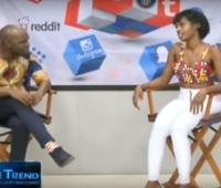VIDEO Cindy Sanyu Interview & Performance on #TheTrend